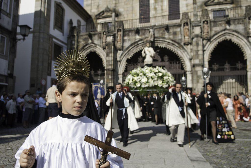 Solenissíma Procissão de São João Baptista