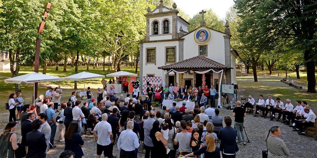 Apresentação das Festas do São João de Braga