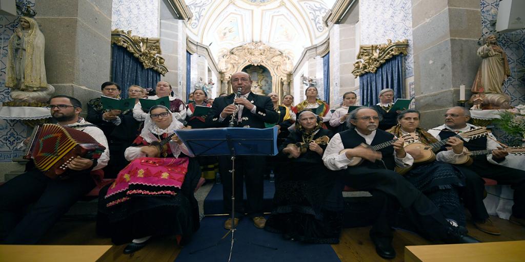 """Concerto """"Cantemos o São João"""""""