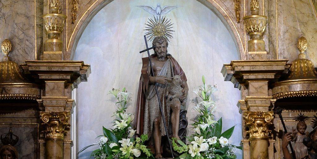 Novena a São João Baptista